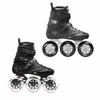 Roces X35 3x110 TIF Inline Skates Inlineskates 3 Rollen Inliner Fitnessskates