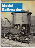 Model Railroader Train magazine Aug 1962
