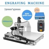 3 Axis CNC 6040 Engraving Drilling Milling Machine 3D Cutter Engraver USB Router