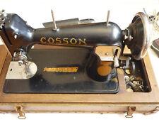 Machine coudre COSSON UNIS, vers 1955, superbe, port gratuit !