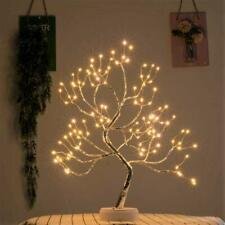 108LED Christmas Birch Tree Light  Bonsai Lamp Warm white Xmas Indoor Decoration