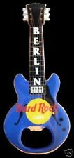 Hard Rock Cafe BERLIN Bottle Opener GUITAR MAGNET