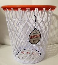 Spalding Crunch Hoopster Time Basketball Net Wastepaper Garbage Trash Can