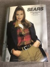Vintage Sears Catalogue 1992-93