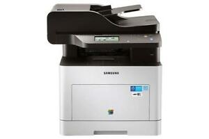 Samsung ProXpress SL-C2670FW Laser Colour A4 Multifunction Printer with NFC