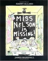 Miss Nelson Is Missing! by Harry G. Allard Jr.