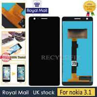 For Nokia 3.1 2018 TA-1057 Replacement Screen LCD Display Touch Digitizer Black
