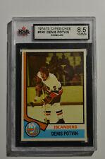1974-75 O-Pee-Chee #195 Denis Potvin RC