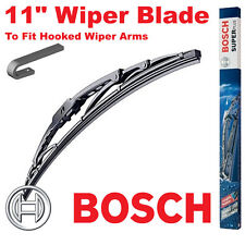 """Bosch 11"""" Inch Super Plus Universal Wiper Blade SP11 For Hooked Wiper Arms"""