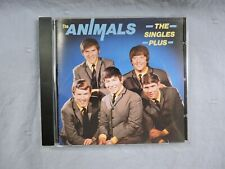 The Singles Plus by The Animals (CD, Oct-1987, Emi)