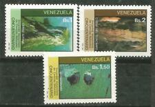 Venezuela Scott #1255-1257 MNH Society of Science Natural 1981