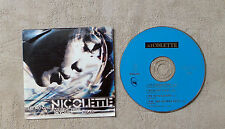 "NICOLETTE ""LET NO-ONE LIVE RENT FREE IN YOUR HEAD"" CDM PROMO 3373 / 4T 1996"