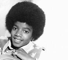 Michael Jackson UNSIGNED photo - E1007 - Young photo