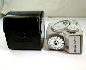 CANON PELLIX BOOSTER Hot Shoe Attachment Vintage SLR Film Camera Accessory