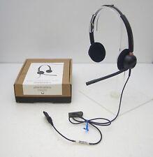 Plantronics EncorePro HW520 Binaural Noise-Canceling Phone QD Headset / 89434-01