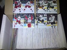 2007/08 UPPER DECK COMPLETE SET 1-200 NO YOUNG GUNS MINT+ FREE COMBINED S&H BV50