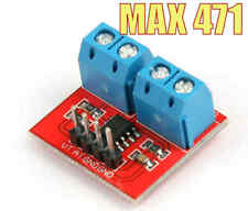 MAX471 3A Current Sensor and Voltage Module.  Arduino Raspberry STM PIC ATMEL