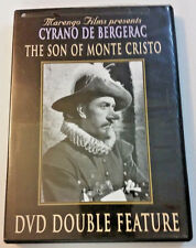 Cyrano de Bergerac / The Son of Monte Cristo Double Feature DVD Marengo Films