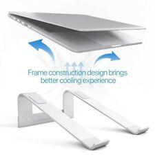 New listing Aluminum Alloy Laptop Computer Stand Notebook Ergonomic Riser Holder Universal