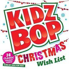 Kidz Bop Christmas Wish List 0793018936729 CD
