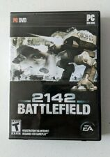 Battlefield 2142 Game (PC) with Manual