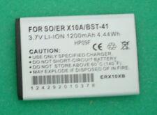 Battery Sony BST-41 Ericsson X1 X2 MT25i A8 R800 Z1i X10i X10 A8I