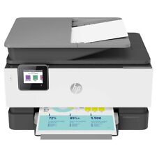 HP Officejet Pro 9018 All-in-One Wireless Smart Home Printer - scan, fax, copy