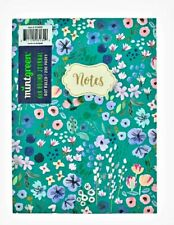 Compact Dotted Bullet Journal Book floral print 200 pages 6