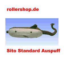 Auspuff Sito 0597, Yamaha Why, Jog R, Malaguti F15