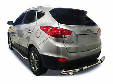 Broadfeet Rear Bumper Guard for 2010-2015 Hyundai Tucson - Pintle Style