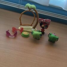 Littlest Pet Shop - Bird and Two Turtles + Play Set