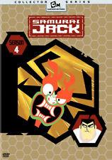 Samurai Jack: Season 4 (DVD,2007)