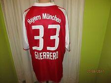 "FC Bayern München Adidas Heim Trikot 2004/05 ""-T---Com-"" + Nr.33 Guerrero Gr.XXL"