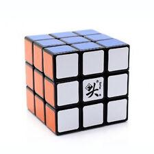 Dayan 2 GuHong I 3x3x3 Magic Speed Cube Puzzle Black for Speedcubing