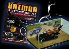 COLECCION COCHES DE METAL ESCALA 1:43 BATMAN AUTOMOBILIA Nº 26 DET. COMICS 219