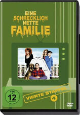 3 DVDs * EINE SCHRECKLICH NETTE FAMILIE SEASON / STAFFEL 4 - AL BUNDY # NEU OVP