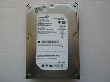 "655T0232 Apple Logo 320GB 7200RPM SATA HDD 3.5"" Seagate 9BJ13G-713 ST3320820AS"