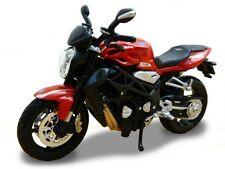 MV Agusta Brutale 1090 R rot bburago 1:18 modèle De moto diecast Moto modèle