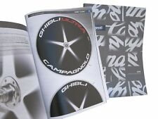 Campagnolo product range catalogue - 160 pages