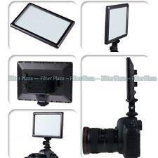 Pro Ultrafina 112-LED Lámpara Para Video Almohadilla para Canon Nikon