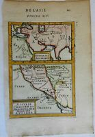 Ancient Mesopotamia Assyria Middle East Arabia Iran 1683 Mallet map