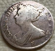 More details for 1708 e halfcrown queen ann