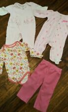 Baby girls clothes 6-9 months lot of Fall/Winter. 4 piece bundle.