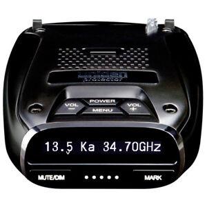 Uniden DFR7 Super Long Range Radar/Laser Detector with GPS