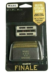 Wahl Finale Replacement Shaver Head Foil Screen / Cutter Blade