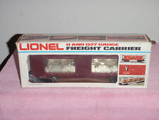 Lionel Gold Bullion Car 6-9349 O Scale NIB