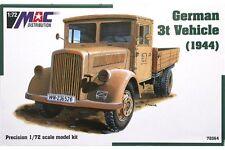 MAC DISTRIBUTION 72064 1/72 Opel Blitz 3t Model 1944
