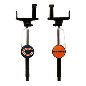 Chicago Bears Sports Selfie Stick [NEW] NFL Phone Pic Photo Picture Post