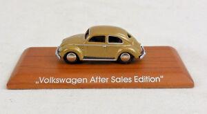 BUB Volkswagen Käfer 1949 Après Sales Édition Couleur Dorée Limité 1/250