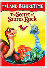 The Land Before Time: The Secret of Saurus Rock [New DVD] Snap Case